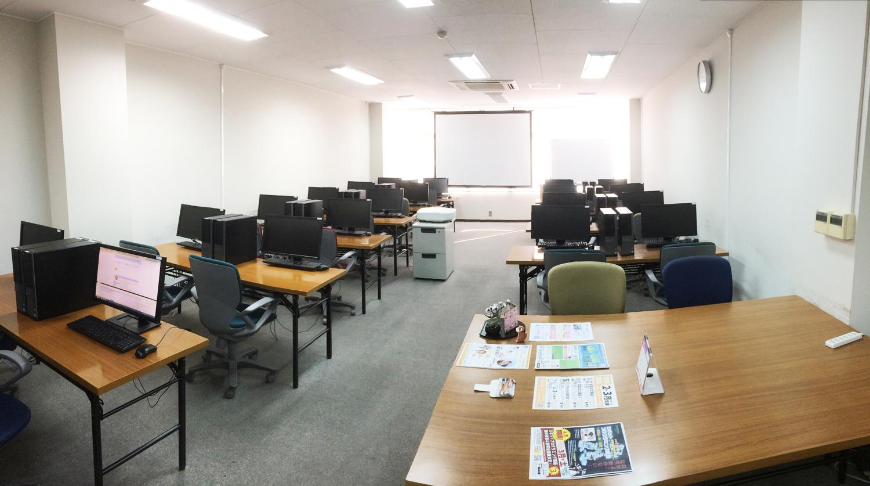 明洋ライセンススクール第2教室